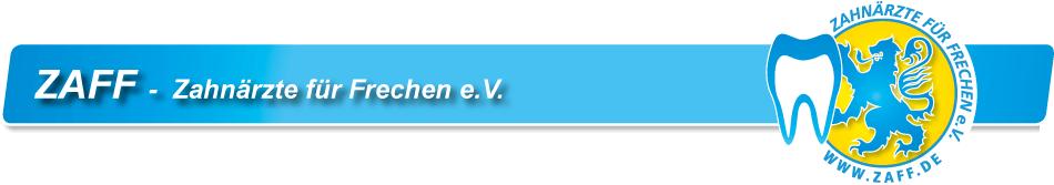 ZAFF – Zahnärzte für Frechen e. V.